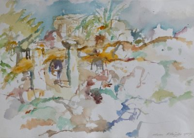 Haus in Kalabrien